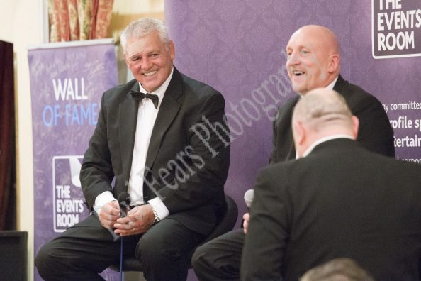 Gatland and Edwards The Events Room