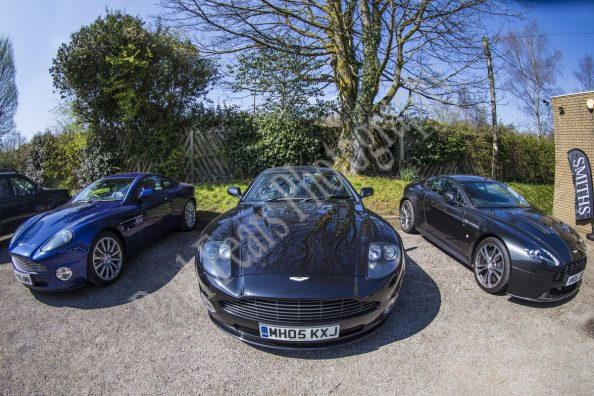 Aston Martin Owners Club Visit CAI