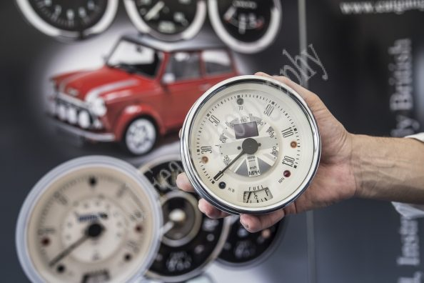 SMITHS Mini Speedometer