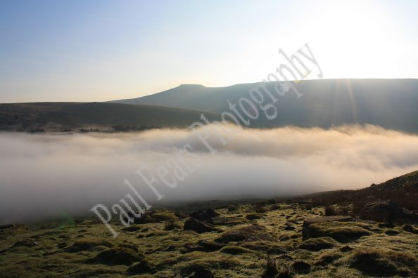Above the Clouds Brecon Beacons