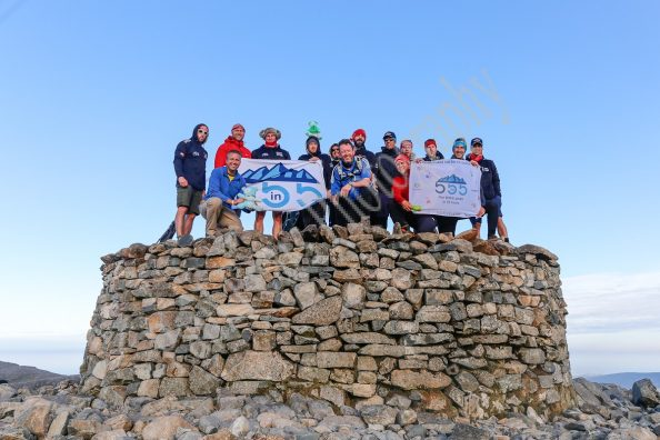 5in55 Stage 2 Scafell Pike