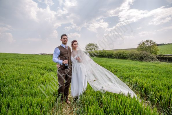 Anna and Huw Rosedew Farm